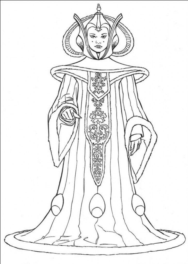 Star Wars Birthday Coloring Pages at GetColorings.com ...