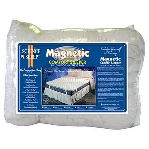 Magnetic Mattress Pad Get The Best Price For Science Of
