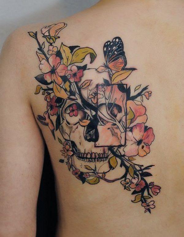 50 Shoulder Blade Tattoo Designs Meanings Best Ideas 2019
