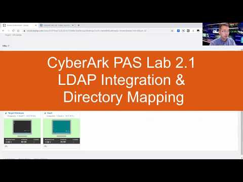 CyberArk PAS Configuration Notes (Architecture/LDAP,NTP,SMTP/Backup)
