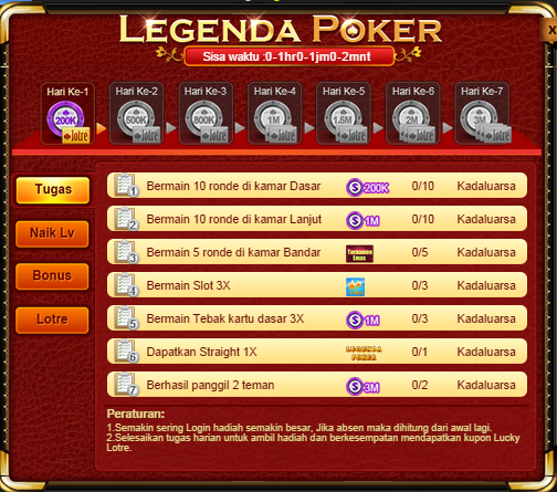 Cara Daftar Boyaa Poker Language:id - Poker Texas Boyaa ...