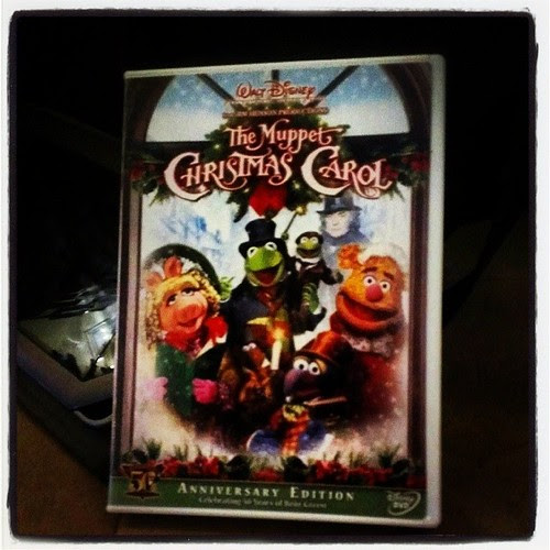 My favorite holiday movie of all-time :)  Day two of a pic a day in Dec.