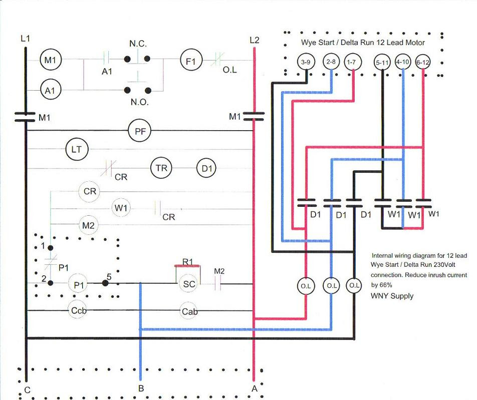 Diagram 12 Lead Delta Wiring Diagram Full Version Hd Quality Wiring Diagram Blogxprice Ufficiestudi It