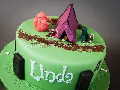 Festival goer birthday cake   theCakeWorks   Darlington