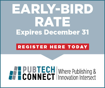 PubTechConnect 2018 | Early-Bird Rate