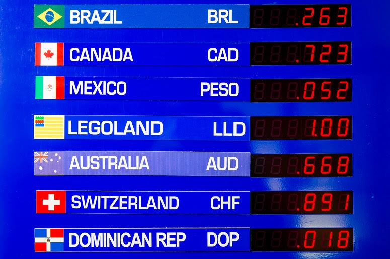 Legoland S New Currency Listed On Exchange Board