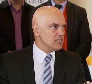 Alexandre Moraes, ministro da Justiça, melhor do que ninguém poderá responder: Quem é que vai pagar por isso?