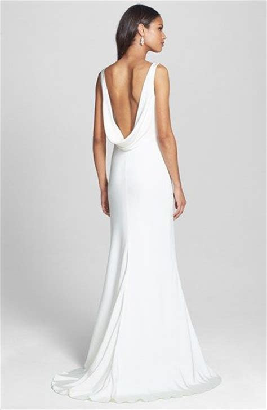 25  best ideas about Silk wedding gowns on Pinterest