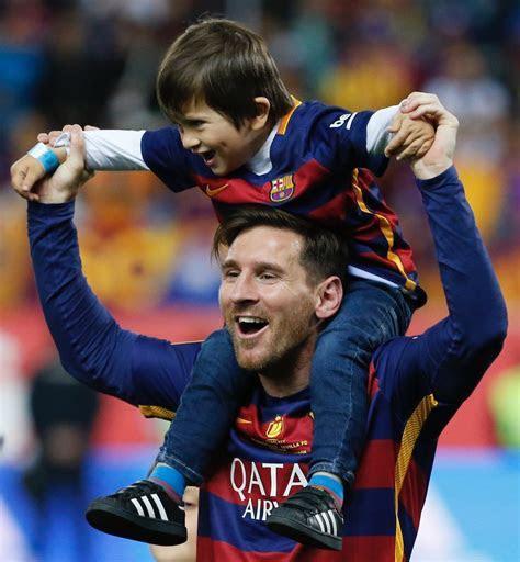 24 Thiago Messi Latest Photo Gallery ? WeNeedFun
