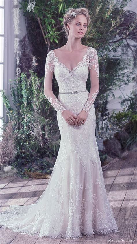 25  best ideas about Sleeve wedding dresses on Pinterest