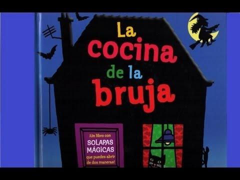 Te voy a contar un cuento la cocina de la bruja en tv - Television en la cocina ...