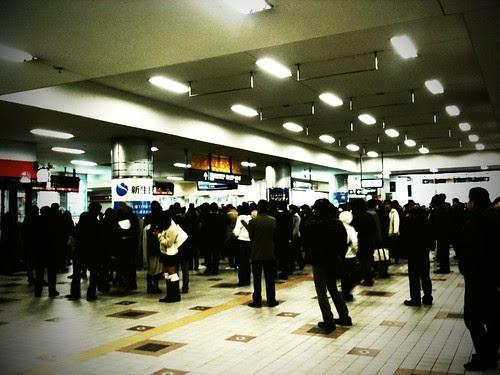 二子玉川駅 20100301
