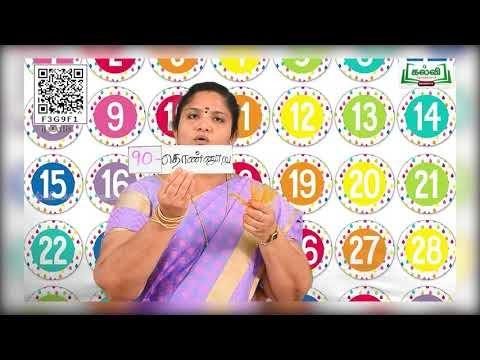 2nd Maths எண்கள் எண்பெயர்கள் அலகு 2 பகுதி 3  TM Kalvi TV
