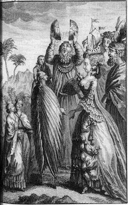 Mariage du fils de Victorin avec Ishmichtriss.