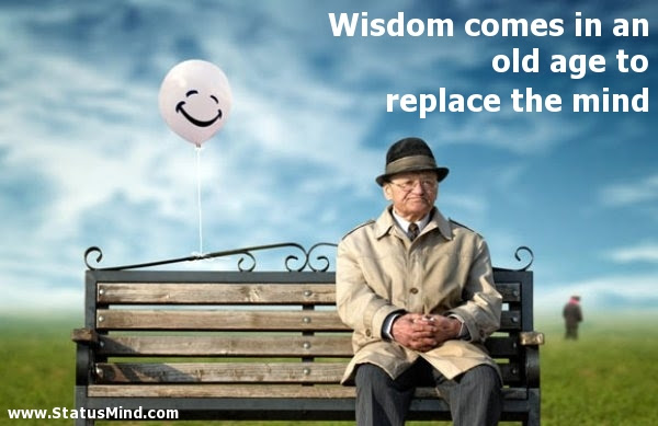 Quotes About Wisdom Of Age 129 Quotes