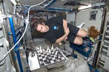 ISS017-E-011577 -- Greg Chamitoff