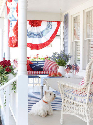 July 4th Decorating