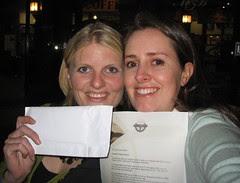 Cash for Balloon Safari Trade- Claire and Telana