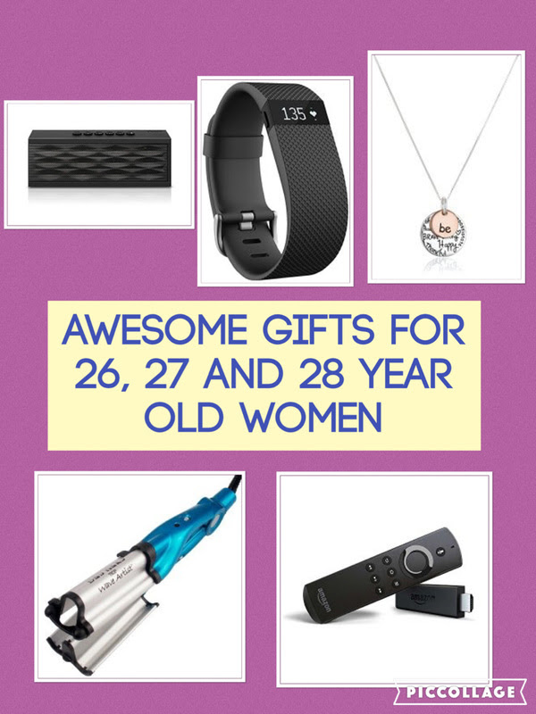 Gifts For 26 27 And 28 Year Old Women Best Gifts For Women In