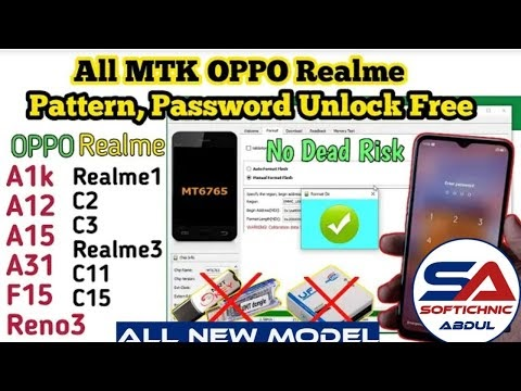 oppo free screen lock remove   oppo mtk all model format file free   oppo unlock free tool download by softichnic