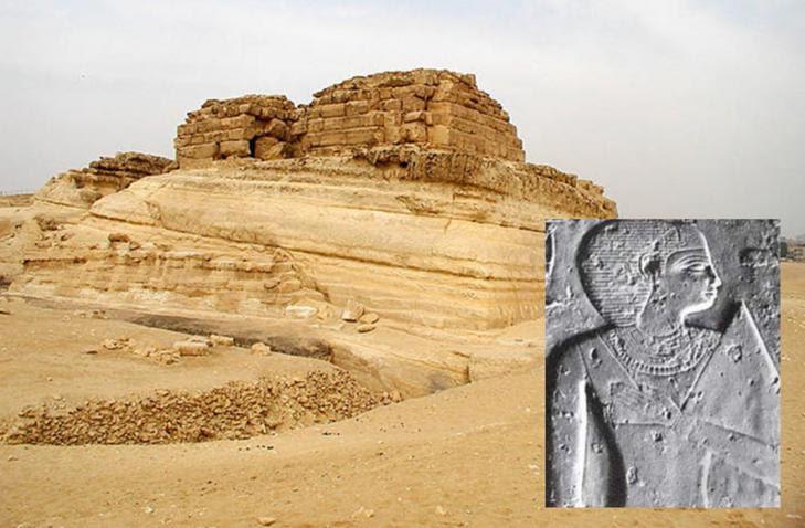 The mastaba of khentkawes