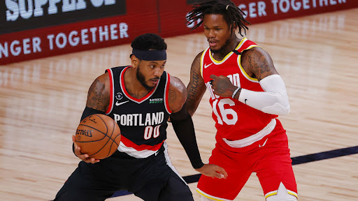Avatar of Takeaways: Lillard, Anthony lead Portland Trail Blazers past Houston Rockets as playoff push gains momentum