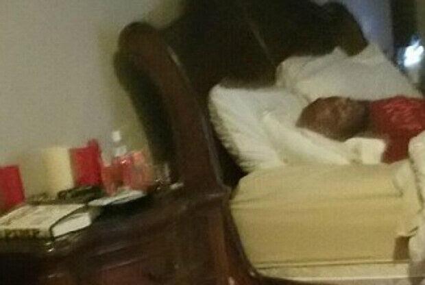 Lamar Odom inconsciente