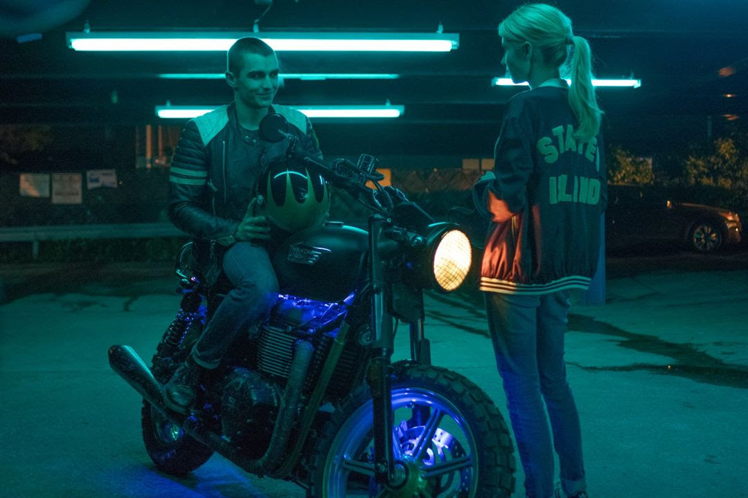 Nerve : Photo Dave Franco, Emma Roberts (Source: Allociné)