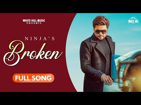 Broken (Tutda Hi Jaave) - Ninja | Hindi & English | Lyricsgoody