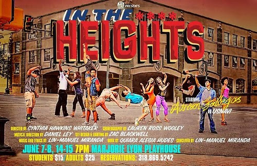 Academy of Children's Theater: In the Heights, June 7,8, 14, 15 by trudeau