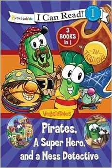 VeggieTales: Pirates, Mess Detectives, and a Superhero