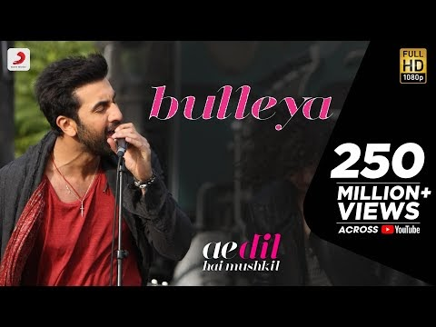 Bulleya Lyrics In Hindi/English
