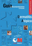 Recomendaciones Pacientes. Dermatitis atópica