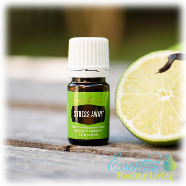 Stress Away Young Living essential oils