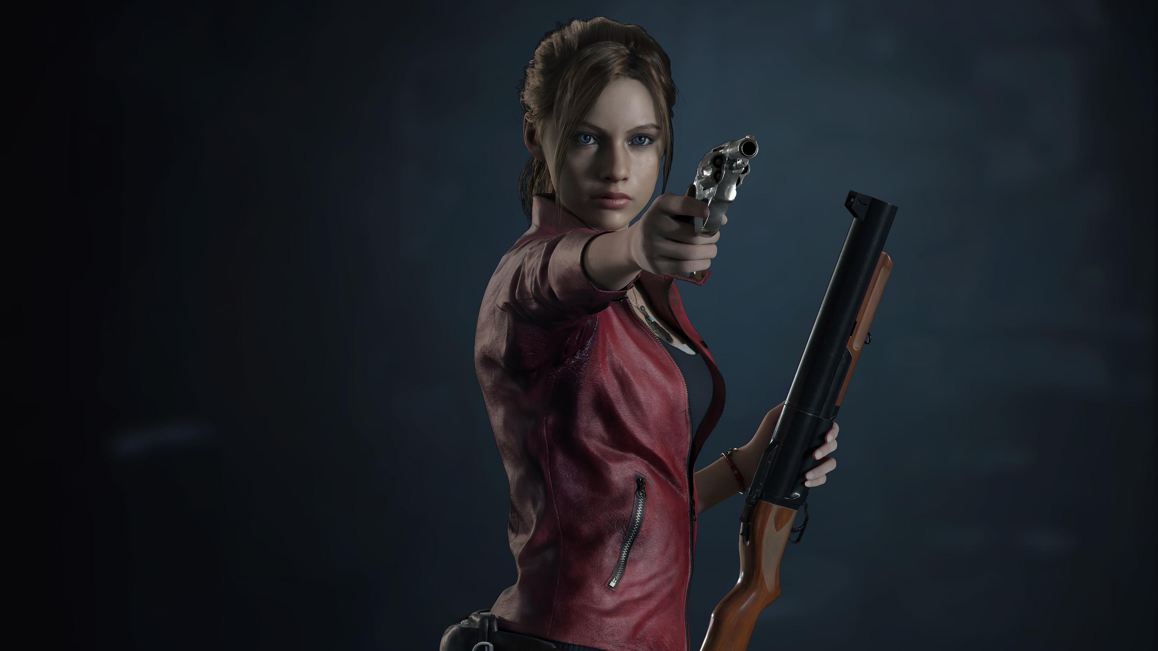 Resident Evil Claire Redfield Wallpaper 73 Images