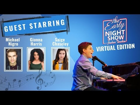 S3 Ep5 Joshua talks Mighty Oak with Gianna Harris, Michael Nigro stars, and Saige Chaseley sings.