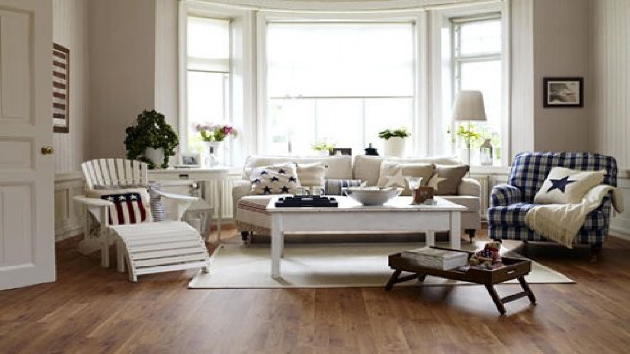 New England Style Living Room Design Northern New England ...