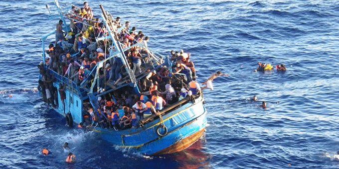 Naufragó una barca llena de fieles católicos: 11 muertos y 18 heridos