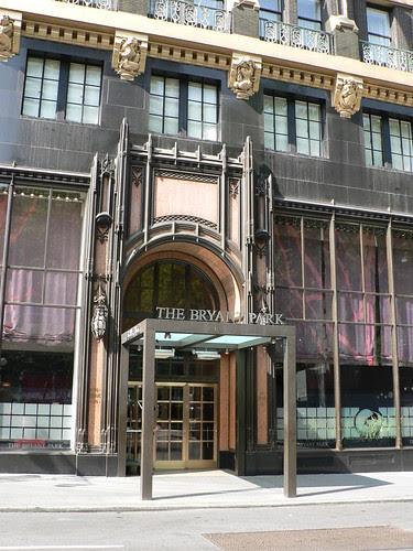 Bryant Park Hotel, New York