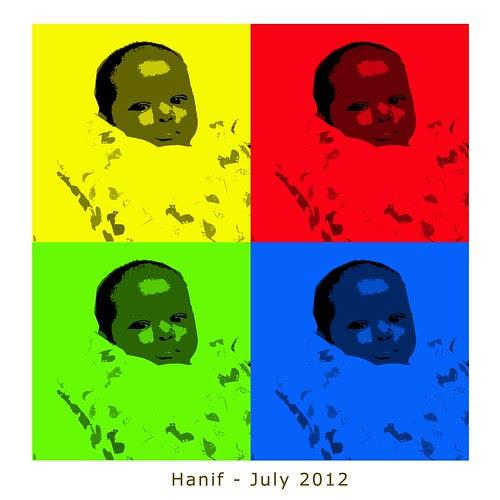 hanifpopart
