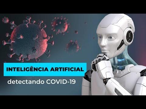 Inteligência Artificial detectando COVID-19