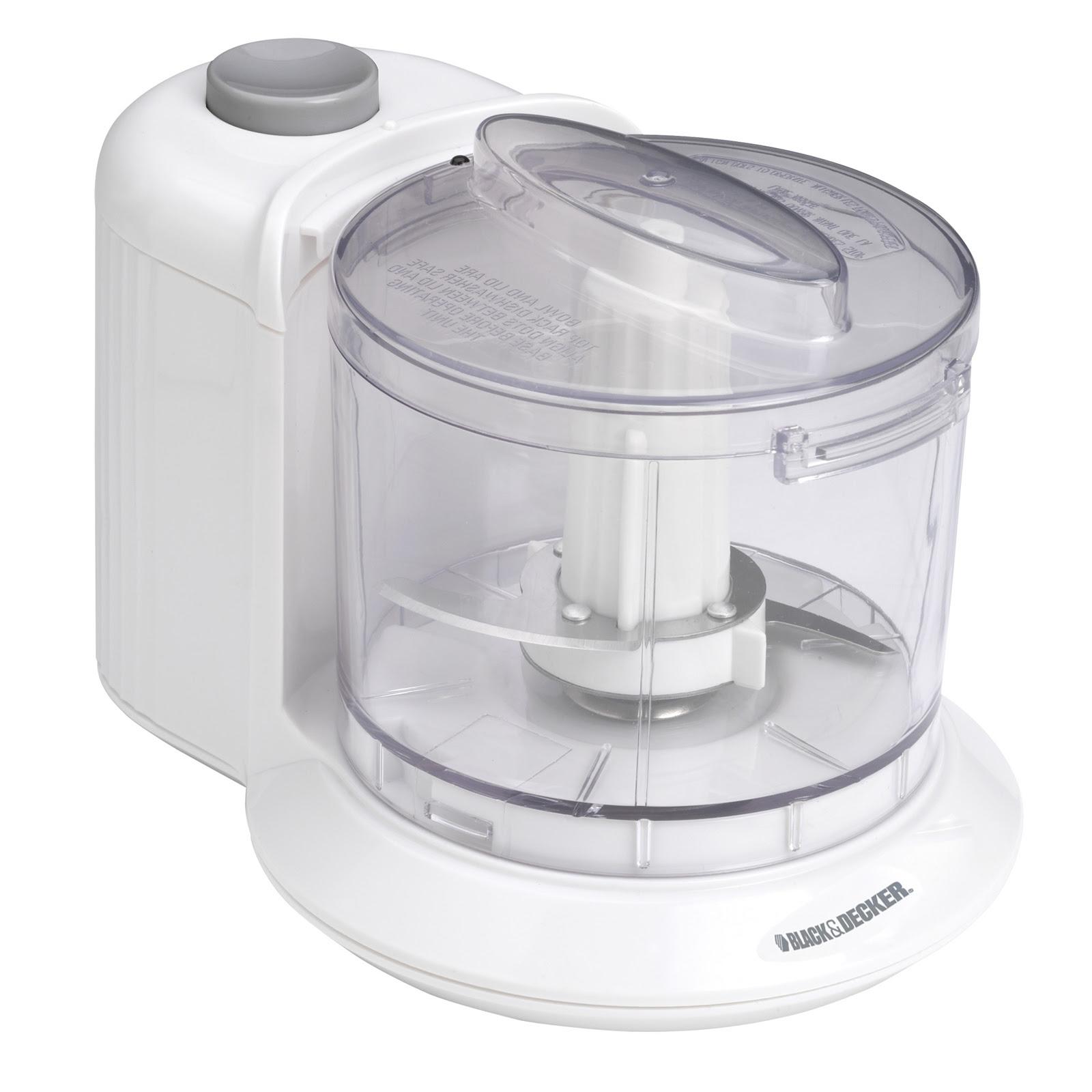 BLACK+DECKER Mini Food Chopper - Appliances - Small ...