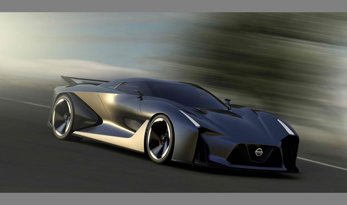 2014 Nissan Concept 2020 Vision Gran Turismo Review & Pictures
