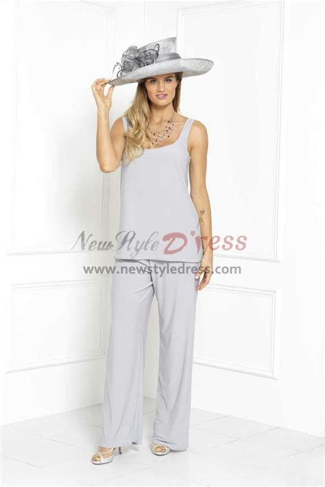 arrvial elegant silver gray mother   bride
