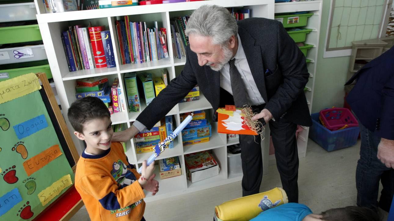 Η ΤΡΑΙΝΟΣΕ δίπλα στα Γενναία Παιδιά της ΕΛΕΠΑΠ