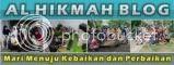 Al Hikmah Blog | Mari Menuju Kebaikan dan Perbaikan.