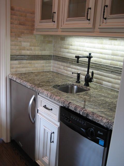 West University - 80's Kitchen Update - ReCraft Homes ...