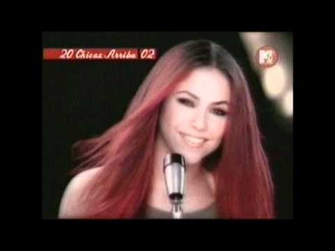 shakira-ojos asi (1998) yabancı şarkı
