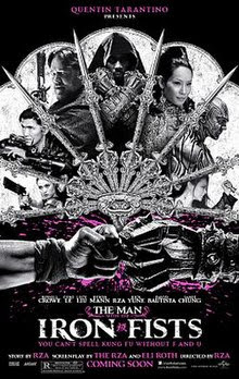 Watch The Man with the Iron Fists Movie Online Free 2012
