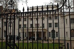 Saudi Embassy in London